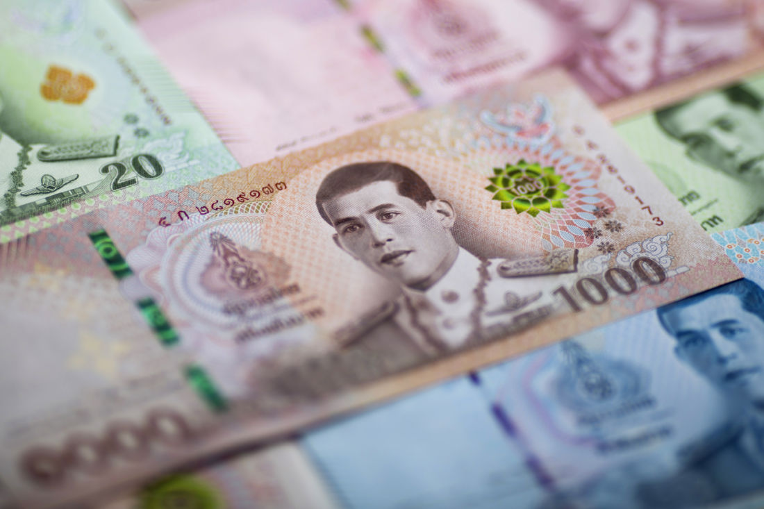 Thai Baht hits six year high – 31.05 to the US dollar