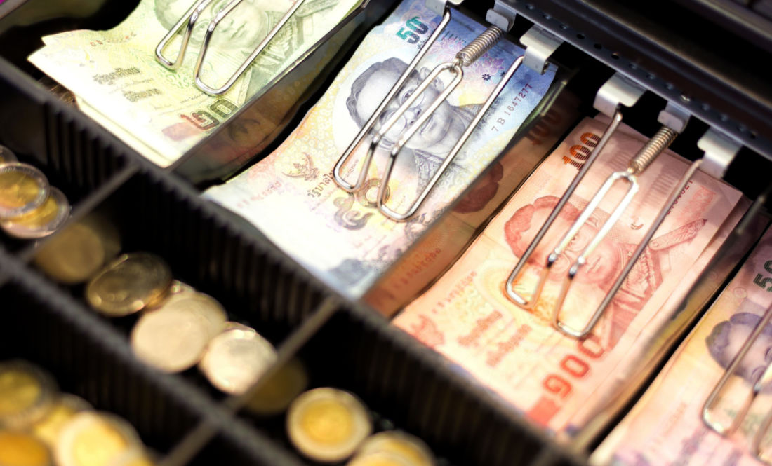 What goes up must come down – the battle of the baht