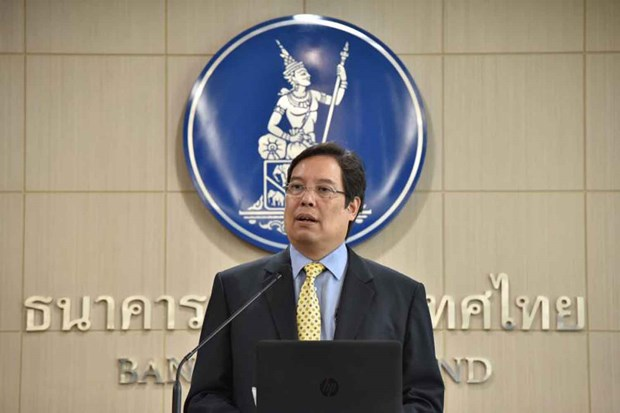 Thailand cuts key rate to record low to help economy