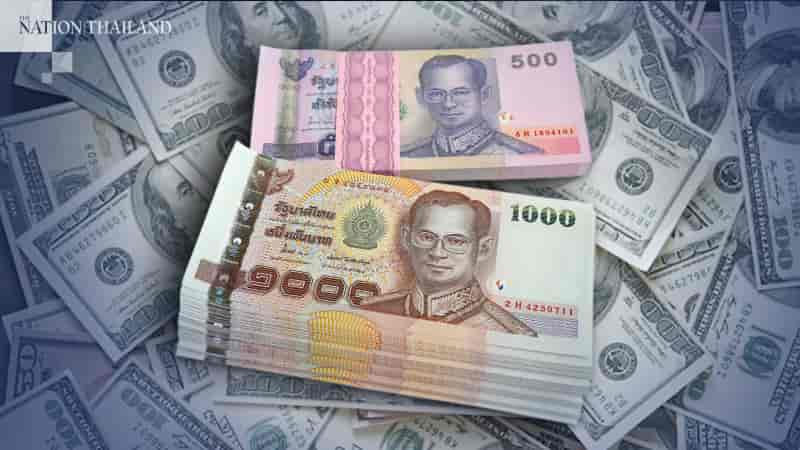 Worries over economic recovery put pressure on the baht