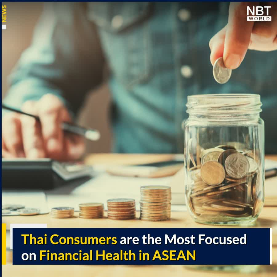 Thai consumers are the most focused on financial health in ASEAN