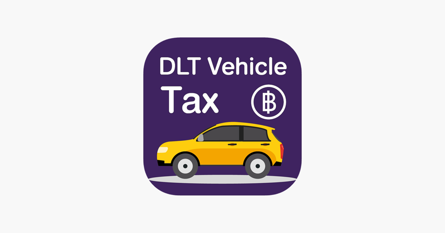 DLT Provides App for Annual Car Tax Payment